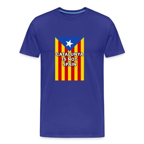 CATALUNYA - T-shirt Premium Homme