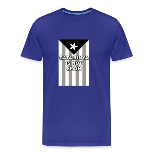 FREEDOM CATALUNYA - T-shirt Premium Homme