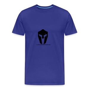 Typhoon Defence UK Official Logo - Men's Premium T-Shirt