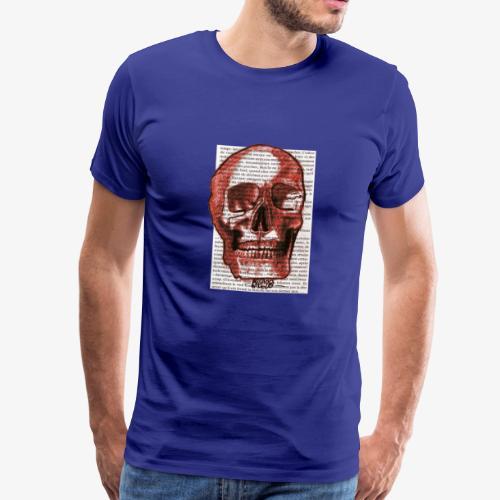 CRANE ROUGE DE FACE - T-shirt Premium Homme