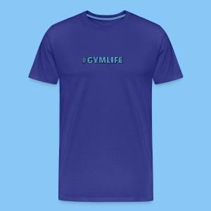 #GYMLIFE T SHIRT - Men's Premium T-Shirt