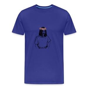 ALYSIAN OUTLINE - Maglietta Premium da uomo