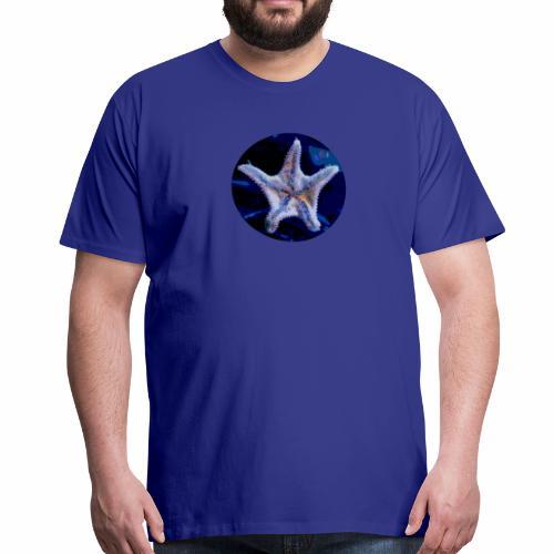 Seestern - Männer Premium T-Shirt