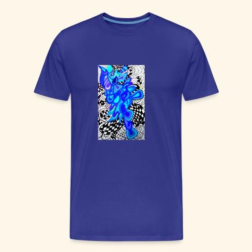 Kosmos - Koszulka męska Premium