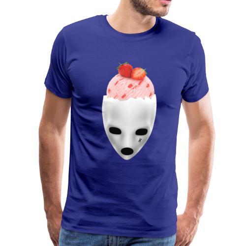 Alien Cream - Maglietta Premium da uomo