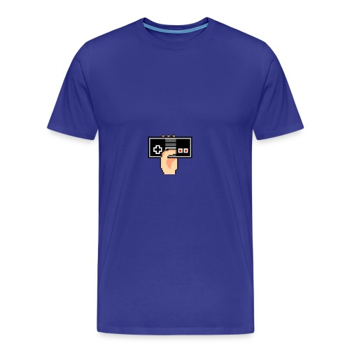 Dette er Logen/Ikonet vårt til Kanalen - Premium T-skjorte for menn