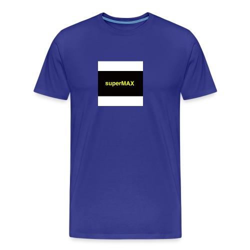 superMAX - Männer Premium T-Shirt