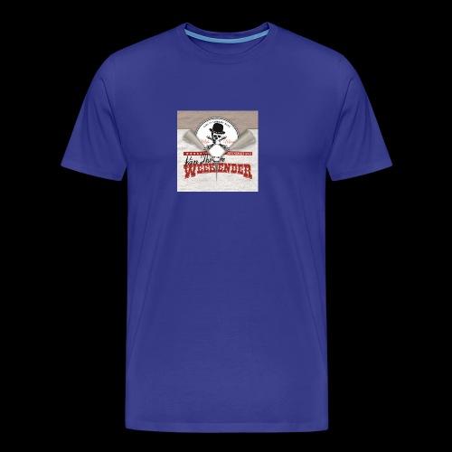 Weekender vs MofoMusic - Männer Premium T-Shirt