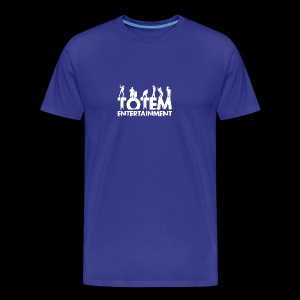 TOTEM Entertainment Logo - Men's Premium T-Shirt