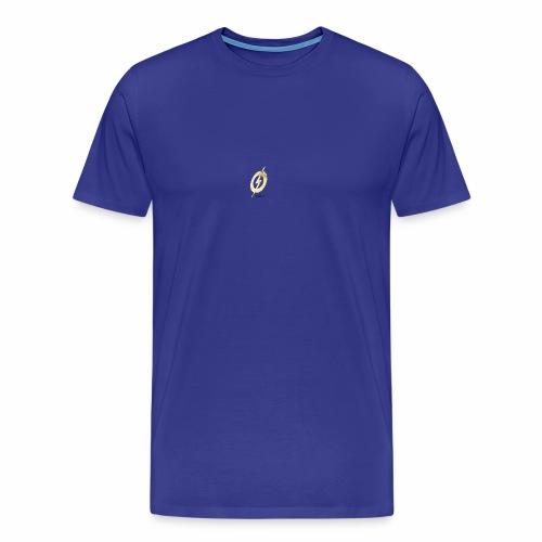 Goldie Front Elena Di Meo - Männer Premium T-Shirt