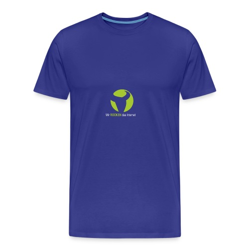 Wir ROCKEN das Internet - Männer Premium T-Shirt