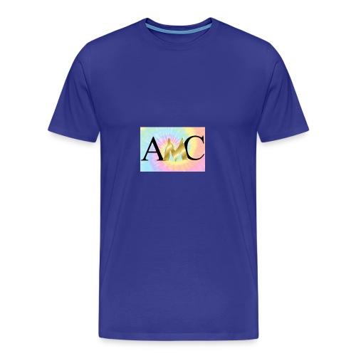 Tie dye - Men's Premium T-Shirt