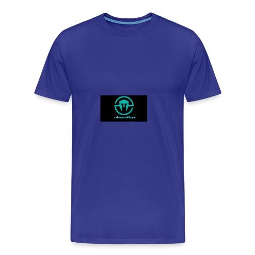 xxImmortalScope throwback - Men's Premium T-Shirt