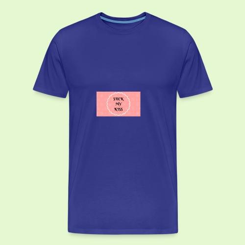 Kisses - Men's Premium T-Shirt