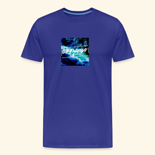 DJ Frango Updated Logo - Men's Premium T-Shirt