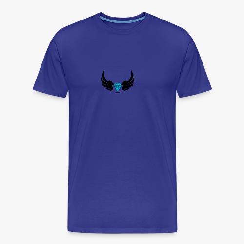 Diamond Wings - Men's Premium T-Shirt
