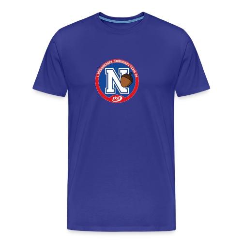 NUTS Authentic - Männer Premium T-Shirt