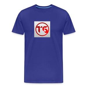 TeveelGames - Mannen Premium T-shirt