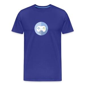 Gaming Consoll - Premium T-skjorte for menn