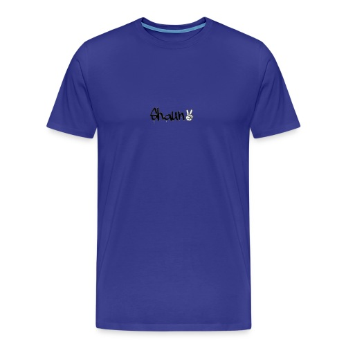 Shaun V - Mannen Premium T-shirt
