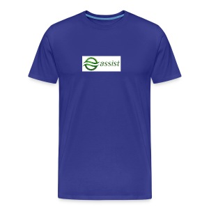 Assist - Men's Premium T-Shirt