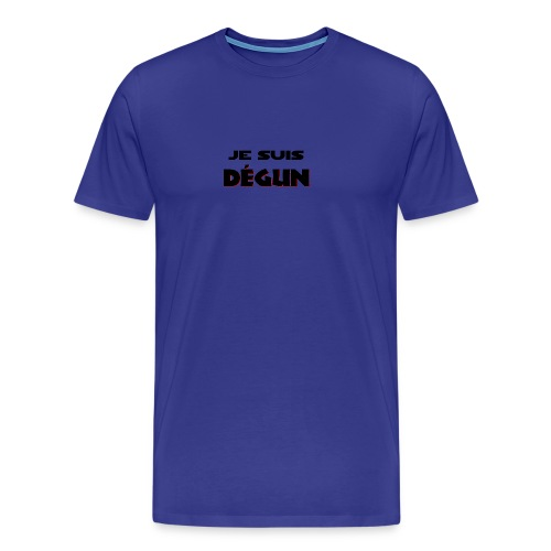 JE SUIS DEGUN - T-shirt Premium Homme