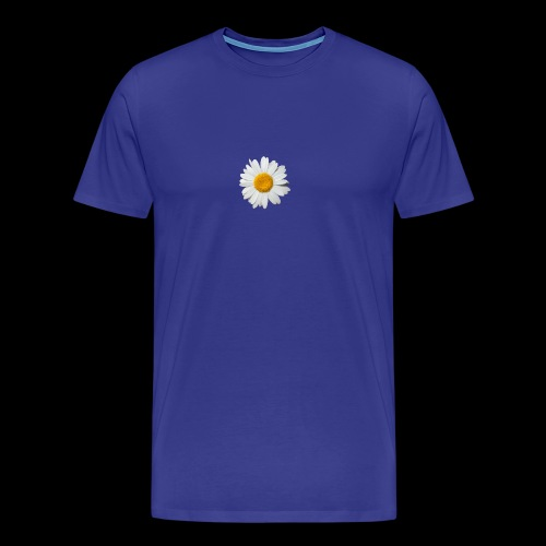 Blume Gaensebluemchen - Männer Premium T-Shirt