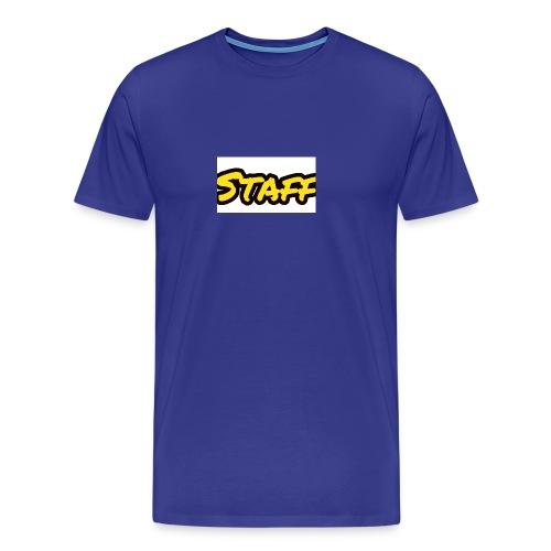 Staff - Premium T-skjorte for menn