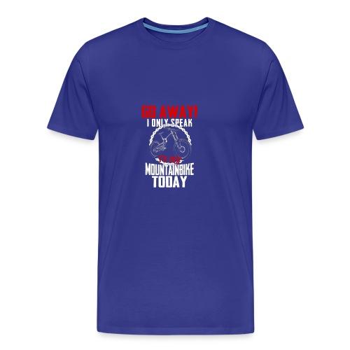 Mountainbike Shirt · Fahrrad · Downhill · Biker - Männer Premium T-Shirt