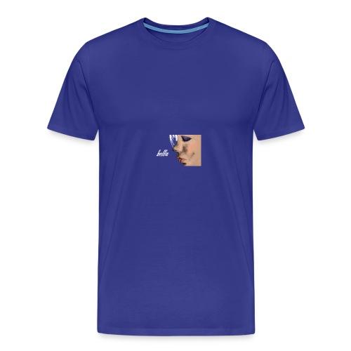 Bella weiss - Männer Premium T-Shirt