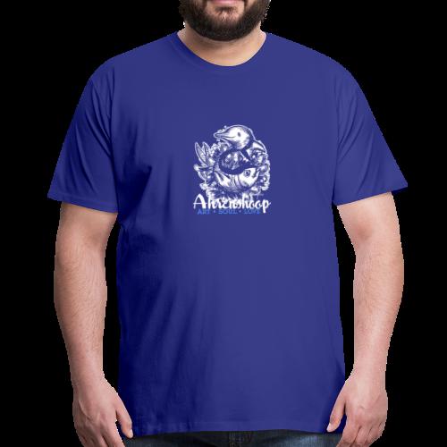 geweihbär Ahrenshoop 2018 - Männer Premium T-Shirt