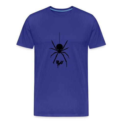 pray_black - Men's Premium T-Shirt