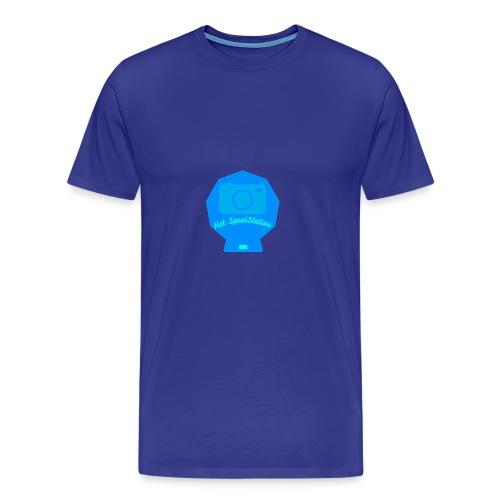 Het_Speelstation_logo - Mannen Premium T-shirt