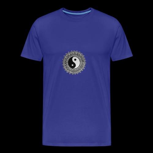 Yin und Yang - Männer Premium T-Shirt