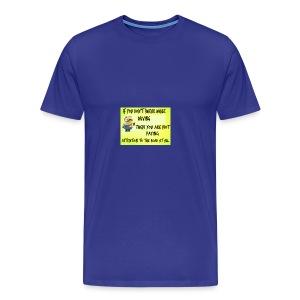 FB IMG 1521031393467 - Men's Premium T-Shirt