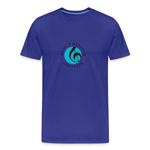 Polo trøye menn slim - Premium T-skjorte for menn