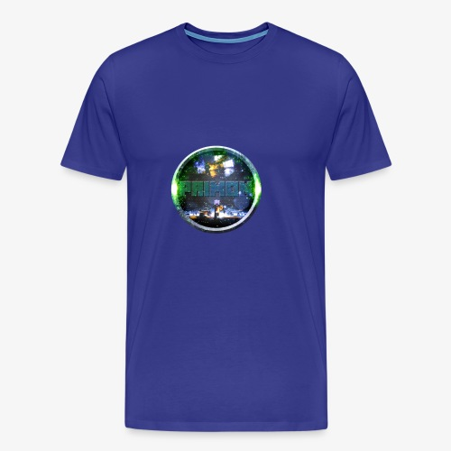 PRIMON Logo - Männer Premium T-Shirt