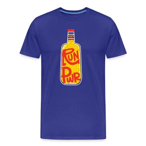Run Pwr - T-shirt Premium Homme