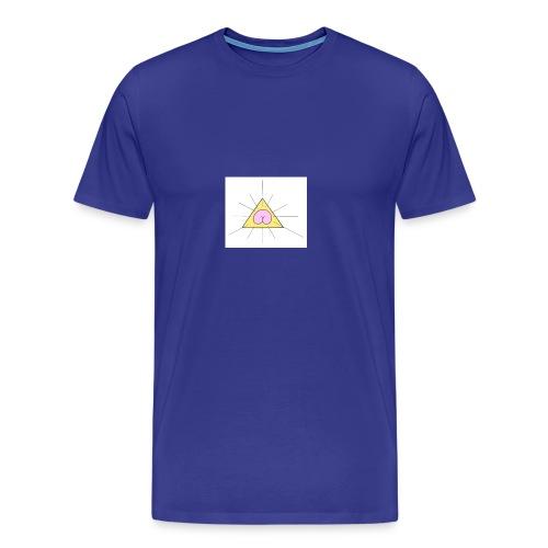 sainte_fesse - T-shirt Premium Homme