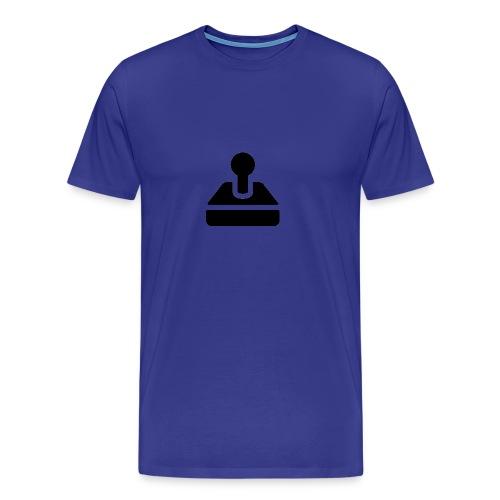 JoyStick MousePad - Mannen Premium T-shirt
