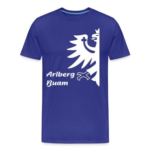 Arlbergbuam 3 - Männer Premium T-Shirt