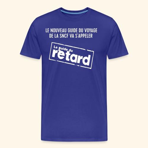 Guide du voyage - T-shirt Premium Homme