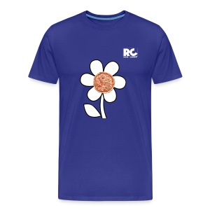 Pizzaflower Edition - Männer Premium T-Shirt