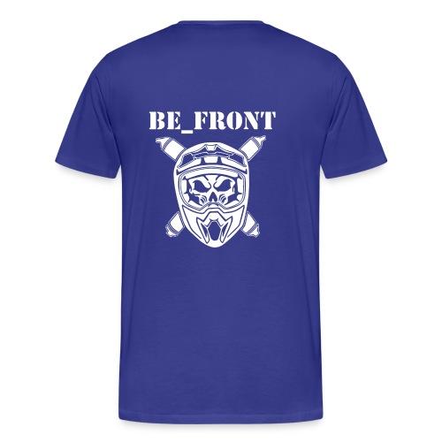 Be_FronT - Männer Premium T-Shirt