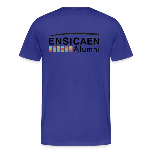 Collection Ensicaen alumni - T-shirt Premium Homme