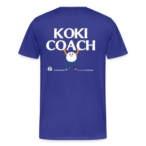 Koki Coach 13 - Männer Premium T-Shirt