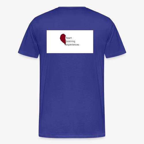 Heart Art Logo - Männer Premium T-Shirt