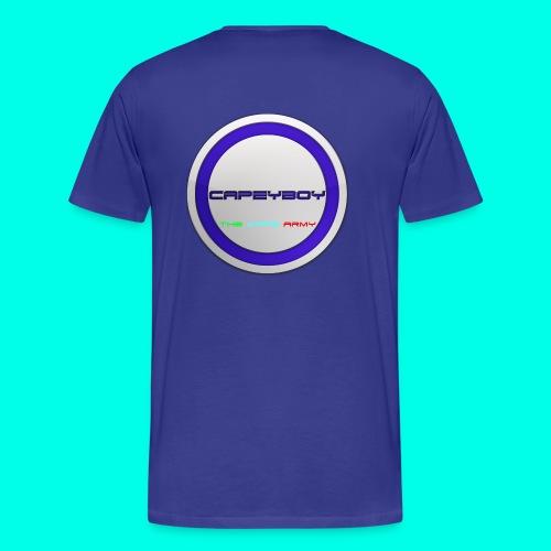 Cape Logo - Men's Premium T-Shirt