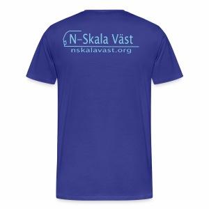 nskalavast - Premium-T-shirt herr