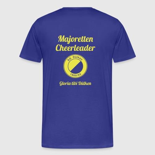 SG Duelken Schriftzug - Männer Premium T-Shirt